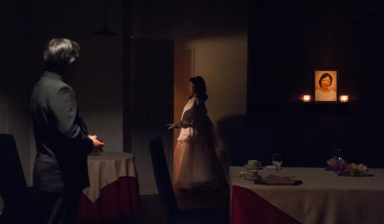 演衆やむなし第四回公演「お勝手の姫」